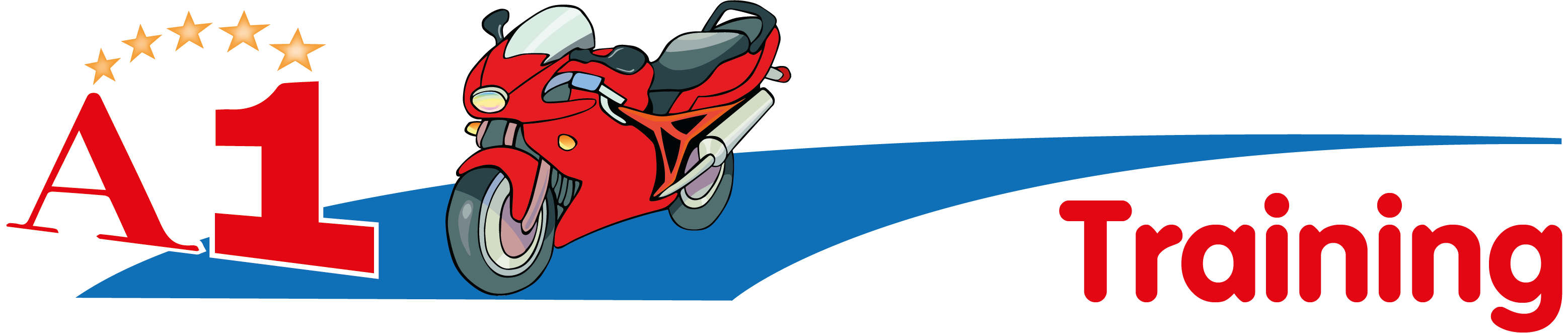 A1 Motorcycle Training logo